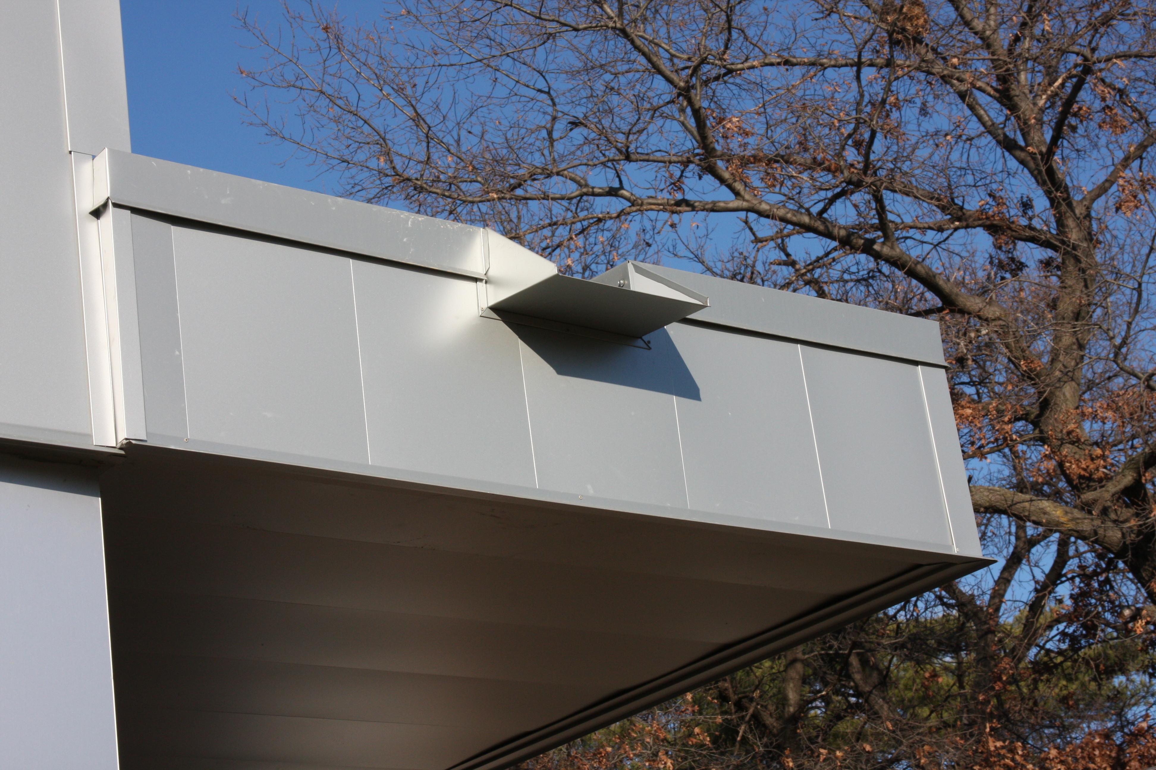 Flush Seam Panels Sheridan Sheet Metal Co