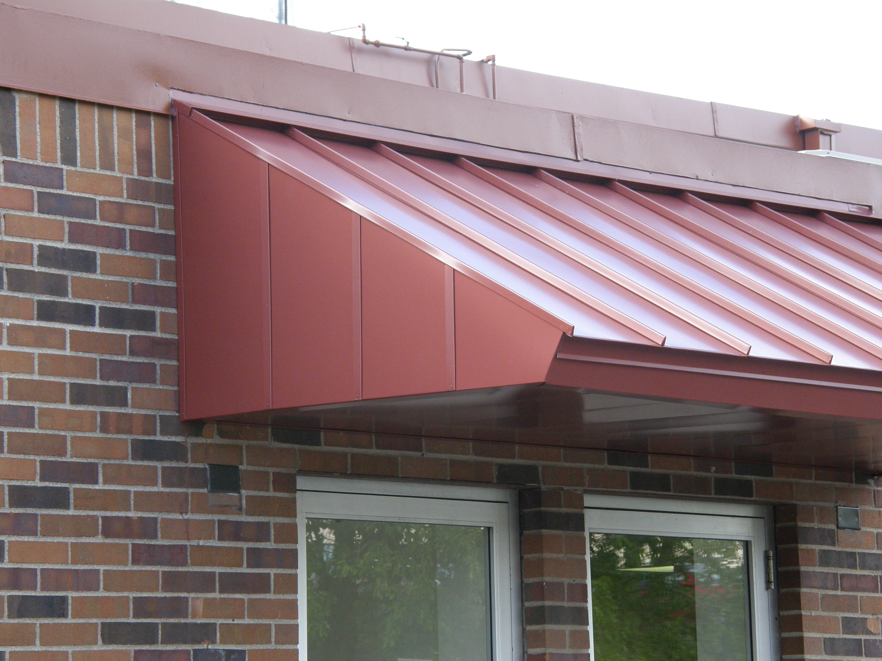 Standing Seam Roofing Sheridan Sheet Metal Co